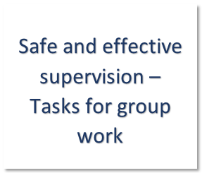 Group work tasks